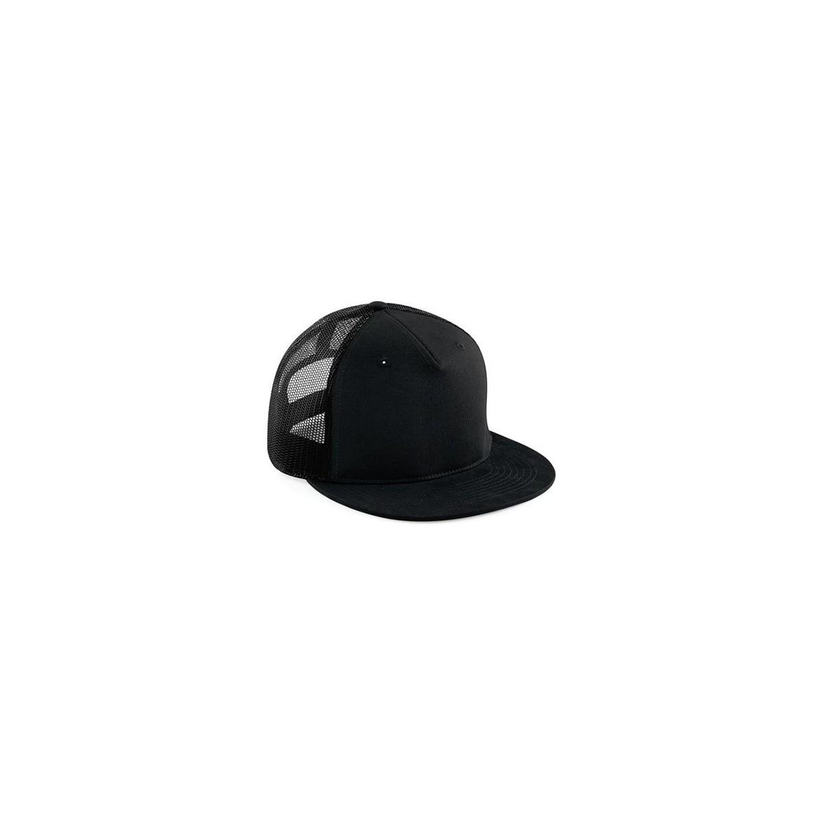 Unisex Cotone Visiera Cappello B845 Con Retina Estivo U Beechfield fSwqYZ0wP