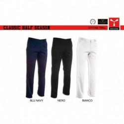 Pantalone CLASSIC HALF SEASON PAYPER uomo taglio classico twill 220gr