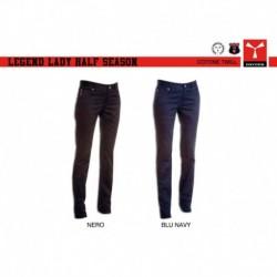 Pantalone LEGEND LADY HALF SEASON PAYPER taglio classico twill 220gr