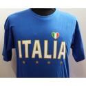 T-shirt ITALIA nazionale inno d'Italia tricolore