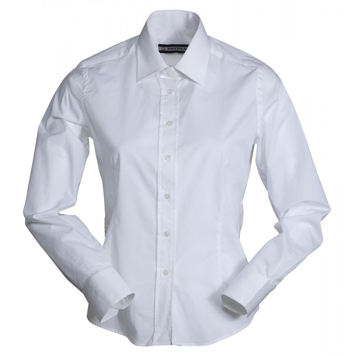 Camicia BRIGHTON Payper uomo a manica lunga easy care popeline 125gr con 65/% pol