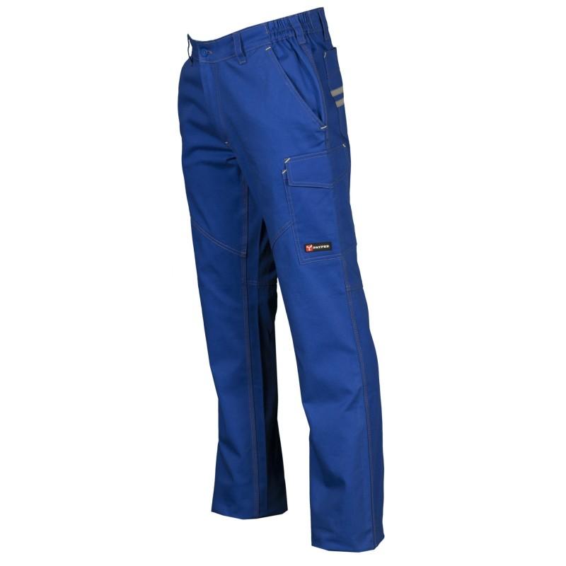 Pantalone-WORKER-PAYPER-multitasche-twill-sanforizzato-260gr