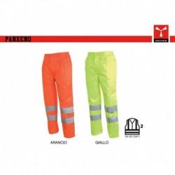 Pantalone PANXENO PAYPER alta visibilita' taglio classico satin 260gr