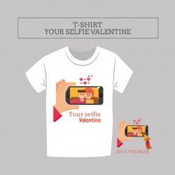 T-Shirt your San Valentine - San Valentino