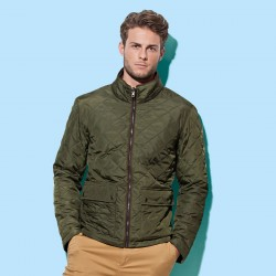 Giacca ST5260 STEDMAN Uomo Active Quilted Jacket, 100%P