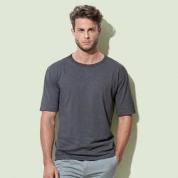T-Shirt ST9220 STEDMAN Uomo Organic Slub, 100%C