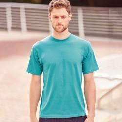 T-Shirt JEZT180 RUSSELL Uomo T-SHIRT 100%C M/C ETIC.ARGENTO