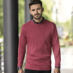 Pullover JE717M RUSSELL Uomo Men's Crew Neck Knitted Pullov
