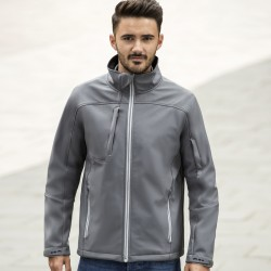 Soft shell JE410M RUSSELL Uomo Men's Bionic Softshell Jacket
