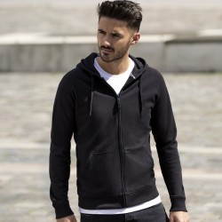 Felpa JE284M RUSSELL Uomo Men's HD Zipped Hood Sweat