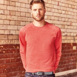 Felpa JE280M RUSSELL Uomo Men's HD Raglan Sweat 65%P35%C