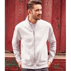 Felpa JE267M RUSSELL Uomo M Authentic Sweat Jkt 80%C20%P