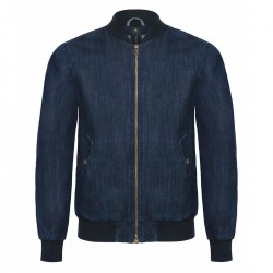 Giacca B&C BCJMD14 Uomo DNM SUPREMACY MEN 100%C DENIM
