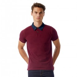 Polo B&C Uomo DNM FORWARD BCPMD30 MEN 100%C PIQUET