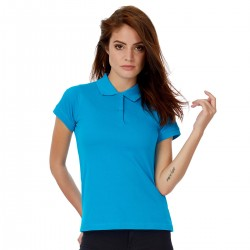 Polo B&C Donna BCPW455 SAFRAN PURE WOMEN 100%C