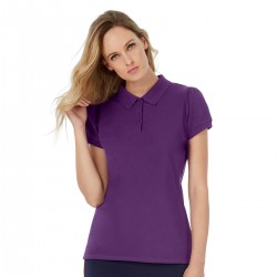 Polo B&C Donna BCPW460 HEAVYMILL WOMEN 100%C