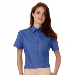 Camicia Donna B&C BCSWP44 POPLINE EASY CARE