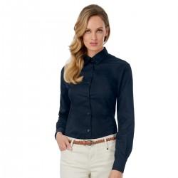 Camicia Donna B&C BCSWT83 MANO PESCA 100% COTONE