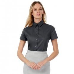 Camicia Donna B&C BCSWT84 MANO PESCA 100% COTONE