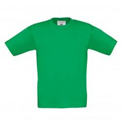 T-Shirt Bambino B&C BCTK301 EXACT 190 KIDS 100%COTONE 185 g/m2