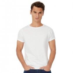 T-Shirt Uomo B&C BCTM035 TOO CHIC/MEN 100% COTONE