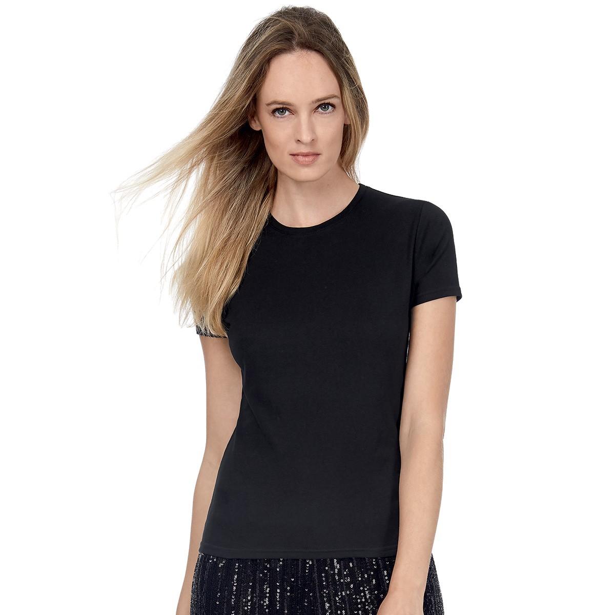 T-Shirt B C Donna BCTW012 WOMEN-ONLY T-SHIRT 100% COTONE 0d8046a1e0