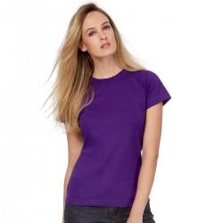 T-Shirt B&C Donna BCTW040 EXACT 190 WOMEN 100% COTONE
