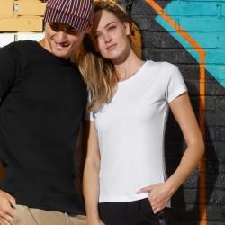 T-Shirt Donna B&C BCTW049 Inspire Plus T /women 100% COTONE