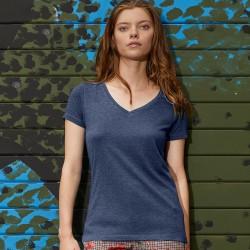T-Shirt Donna B&C BCTW058 Favourite V Triblend women