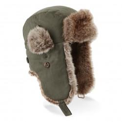 Berretto BEECHFIELD B346 U Unisex Sherpa Hat 100% NYLON Taslon