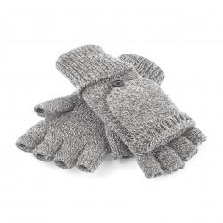Guanti BEECHFIELD B493 D senza dita Unisex Fliptop Gloves 100% acrilico