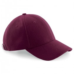 Cappello BEECHFIELD B674 U Unisex Melton Wool visiera pre-curvata