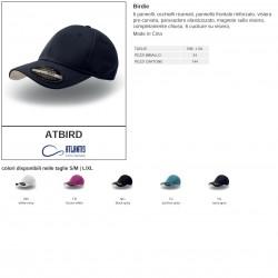 Cappello ATLANTIS ATBIRD Unisex D BIRDIE visiera pre-curvata