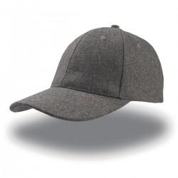 Cappello ATLANTIS ATCLUB Unisex U CLUB 6 pannelli visiera pre-curvata