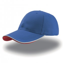 Cappello ATLANTIS ATZOPI Unisex U ZOOM PIPING SANDWICH