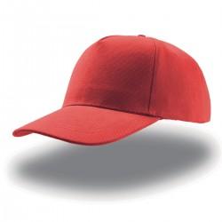 Cappello ATLANTIS ATLIFV Unisex U LIBERTY FIVE cotone spazzolato
