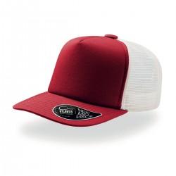 Cappello ATLANTIS ATRECO Unisex D RECORD 5 pannelli cotone chino poliestere