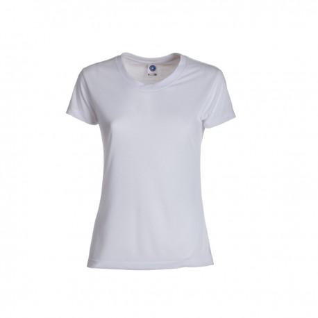 T-shirt STARWORLD SW404 donna manica corta girocollo morbida