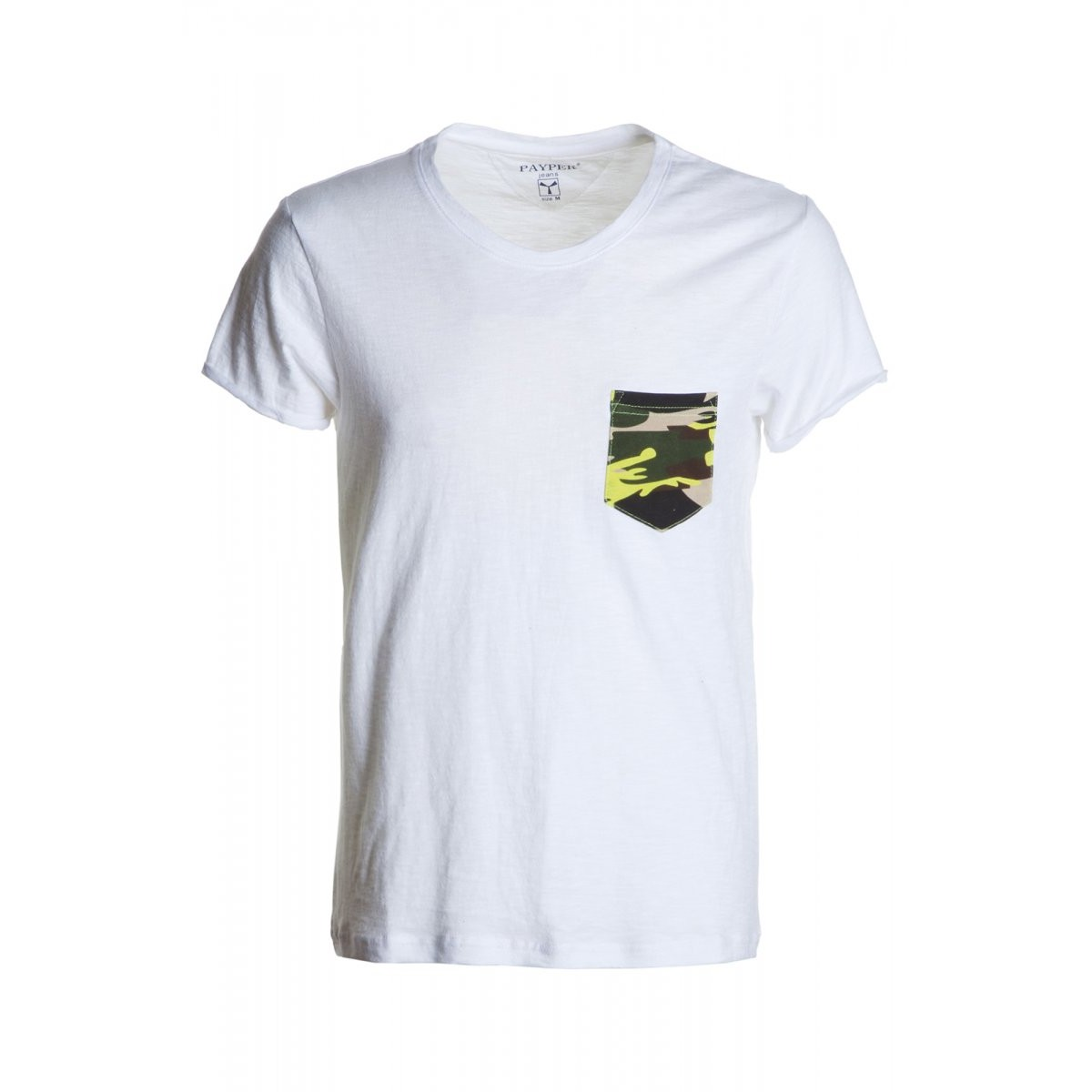 finest selection 9b961 b3389 t-shirt discovery pocket payper uomo a girocollo con manica ...