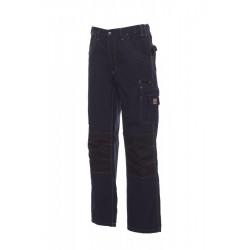 Pantalone VIKING PAYPER copri ginocchiere in cordura bicolore multitasche canvas misto poliestere 315gr