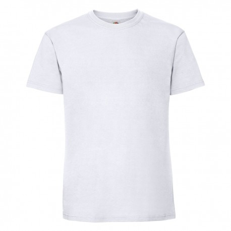 T-Shirt FR614220 FRUIT Uomo Men's ringspun premium T 100%C