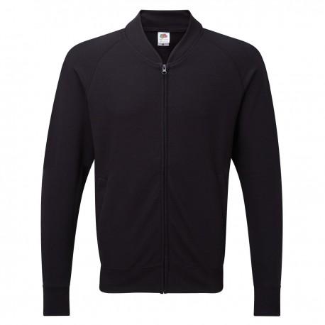 Felpa FR621620 FRUIT Uomo Baseball sweat jacket 80%C20%P