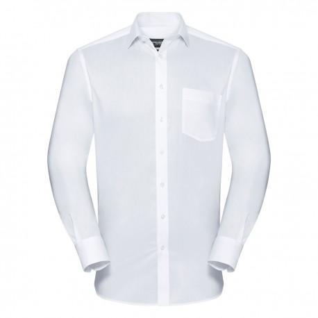Camicia JE972M RUSSELL uomo colletto rinforzato look raffinato