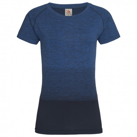 T-shirt ST8910 STEDMAN donna motivo multicolore 180g/m2