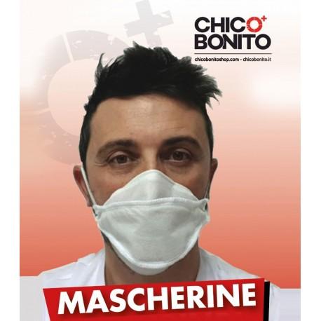 Mascherina in TNT Made in Italy ad uso libero