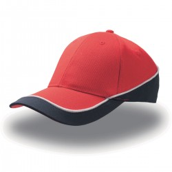 Cappello ATLANTIS ATRACI Unisex RACING 65%POLIES-35%C