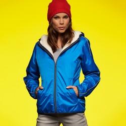 Giacca JAMES & NICHOLSON JN1103 Donna W Winter Sports Jacket 100%P Manica lunga