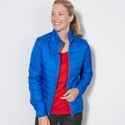 Giacca JAMES & NICHOLSON JN1119 Donna W Padded Jacket 100%Polyamide Manica lunga