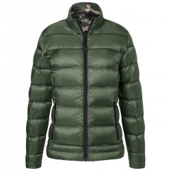 Giacca JAMES & NICHOLSON JN1149 Donna Ladies' Down Jacket 100%P Manica lunga