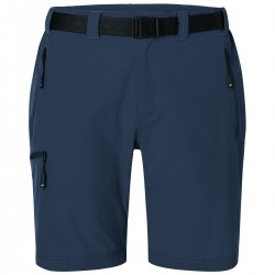 Pantaloni JAMES & NICHOLSON JN1204 Uomo Men'sTrekking Shorts85%P15%E